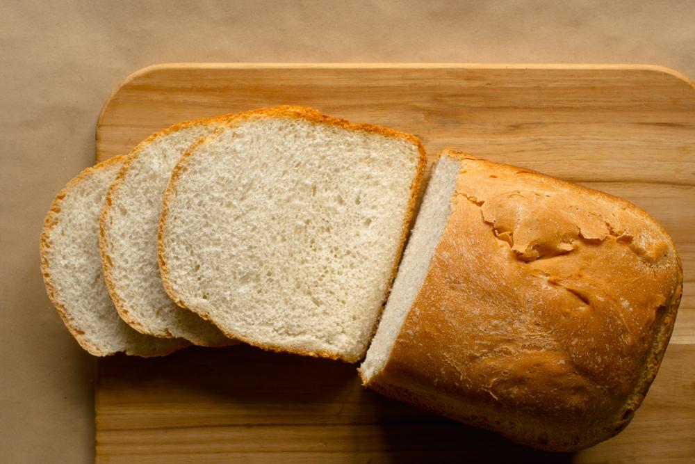 luchtig wit brood bakken