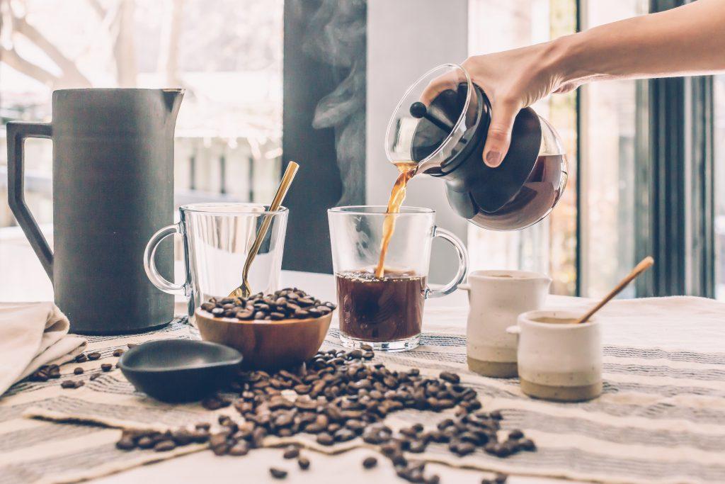 koffie bestellen